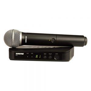 Shure BLX24A-PG58 Single Handheld W- PG58