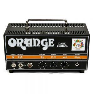 Orange Dark Terror Guitar Head Amplifier