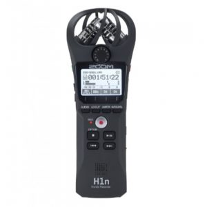 Zoom H1N Handy Recorder Mat Black with APH-1N,HS-1