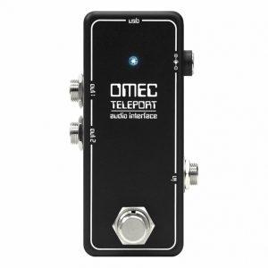 Orange OMEC Teleport Guitar Audio Interface