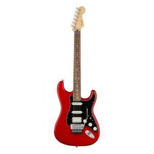 Fender Player HSS Floyd Rose Stratocaster Electric Guitar, Pau Ferro FB, Sonic Red