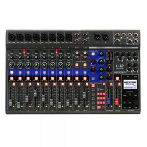 Zoom Livetrak L-12R Digital Mixer