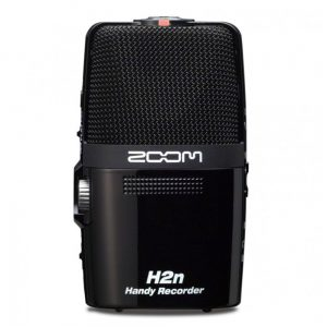 Zoom H2N 4 Channel Handy Recorder
