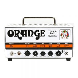 Orange Terror Bass 1000W Compact Amp With Valve Preamp