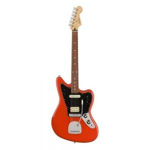Fender Player Jaguar Electric Guitar, Pau Ferro FB, Capri Orange