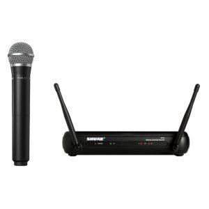Shure SVX24E-PG58 Single Handheld W- PG58