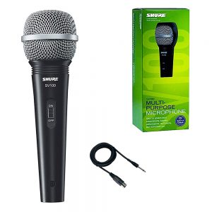 Shure SV 100 Cardioid Vocal Microphone