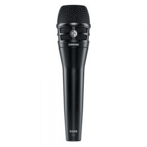Shure KSM 8-B (Black) Cardioid Dynamic Vocal With Dual Diaphragm
