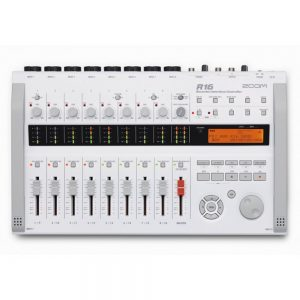 Zoom R16 Multitrack Recorder Interface Controller