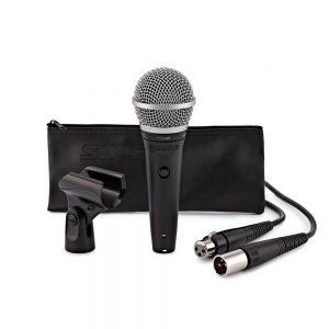 Shure PGA48 XLR Cardioid Vocal Microphone