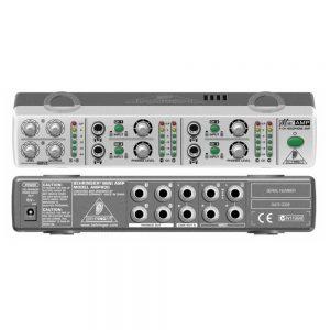 Behringer AMP800 4-Ch Mini Headphone Amplifier