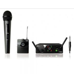 AKG WMS 40 Mini2 Mix-ISM2/3-SMPS Handheld Wireless