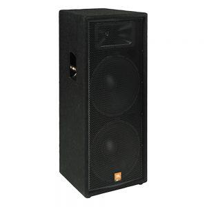 JBL JRX 125 15? 2-way speaker functions as a quasi 3-way