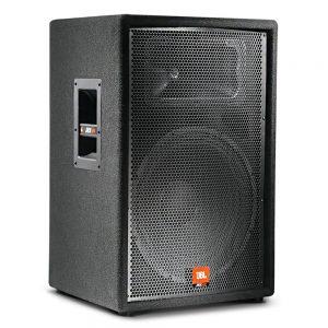 "JBL JRX 115 15"" Two-Way Sound Reinforcement Loudspeaker System"