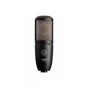 AKG P220 Condenser Microphone with Cardioid Polar Pattern
