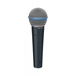 Behringer BA 85A Dynamic Supercardioid Microphone