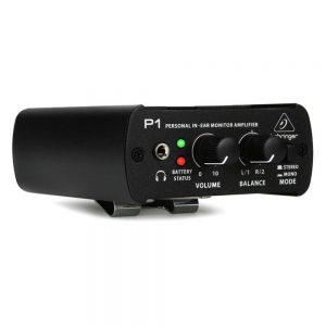 Behringer Powerplay P1 Personal In-ear Monitor Amplifier