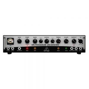 Behringer BX2000H 2,000W Bass Amplifier Head