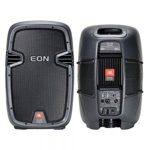JBL EON 510/230 Portable Self-Powered 10?, Two-Way, Bass-Reflex Design
