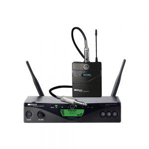AKG WMS 470 INSTR SET BD7 50mW Guitar Wireless System