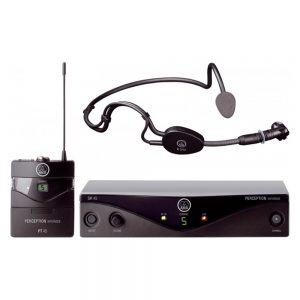 AKG Perception Wireless 45 Sports Set