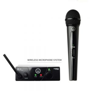 AKG WMS 40 Vocal Set Handheld Mic