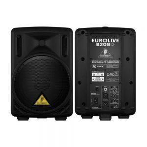 Behringer B208D Eurolive Active PA Speaker System