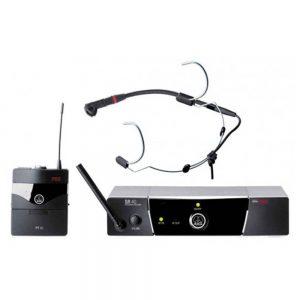 AKG WMS 40 Pro Sport Set Head-worn Mic