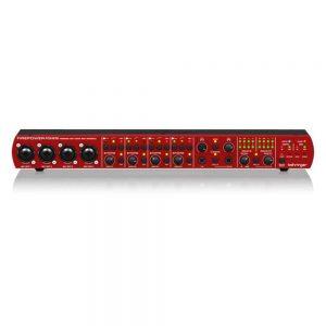 Behringer FCA1616 FireWire USB Audio Interface