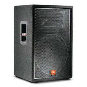 """JBL JRX 115I 15"""" Two-Way Loudspeaker System"""
