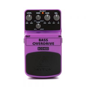 Behringer BOD4010 Bass Overdrive Effects Pedal