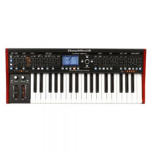 Behringer DeepMind 6 37-key 6-voice Analog Synthesizer