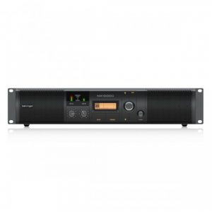 Behringer NX1000D Power Amplifier with DSP