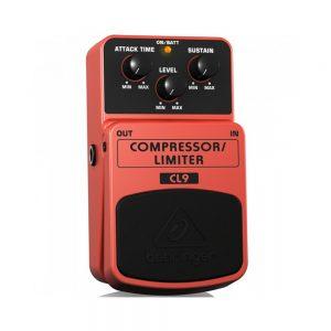 Behringer CL9 Compressor/Limiter Guitar Effects Pedal