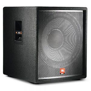 "JBL JRX 118S 15"" Two-Way Loudspeaker System"