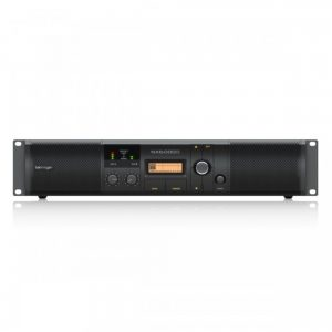Behringer NX6000D Power Amplifier with DSP Control
