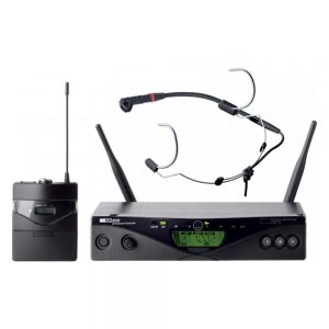 AKG WMS 450 Head Worn Microphone Headset