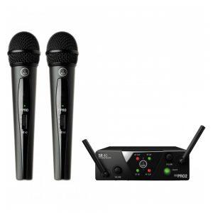 AKG WMS 40 Mini2 Vocal Set Handheld Wireless