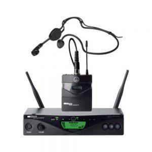 AKG WMS 470 SPORTS SET BD3 50mW Guitar Wireless System