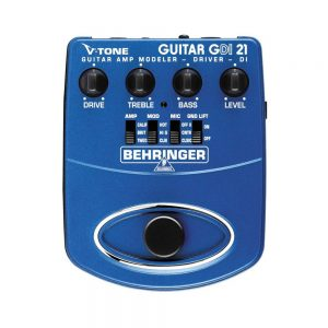 Behringer GDI21 V-Tone Guitar Driver DI Pedal