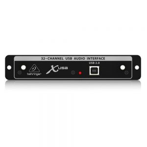 Behringer X-USB Expansion Card Digital Mixer