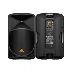 "Behringer B115MP3 15"" Aktive Speaker with MP3"