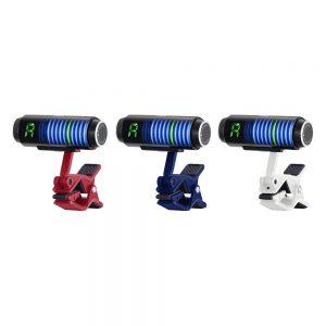 Korg SledgeHammer Custom SH-CS100 Clip-on Tuner (BL/RD/WH)