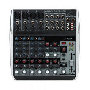 Behringer Xenyx Q1202USB Analog Mixer
