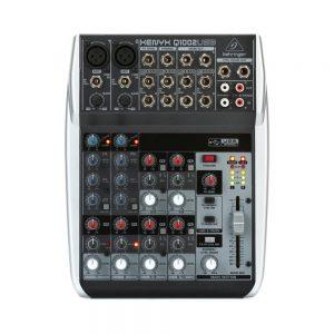 Behringer Xenyx 802 Analog Mixer