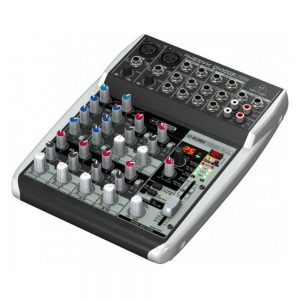 Behringer Xenyx QX1002USB Mixer with Effects