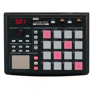 Korg padKONTROL KPC 1 BK Midi Studio Controller