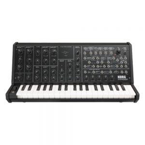 Korg MS-20 Mini Monophonic Analog Synthesizer (BK/WM)
