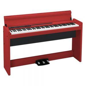 Korg LP-380 Digital Home Piano (RD)