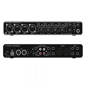Behringer UMC404HD - USB 2.0 Audio/MIDI Interface